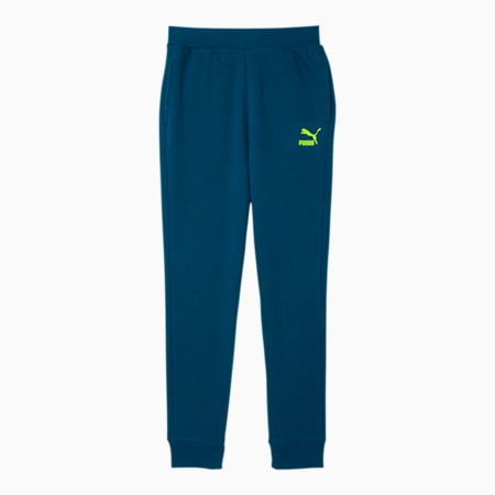 Luxe Pack Boys' Joggers JR, GIBRALTAR SEA, small