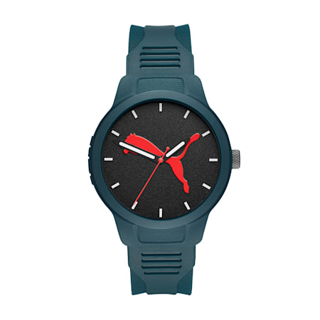 Montre RESET V1 Unibody pour homme, Blue/Red, small