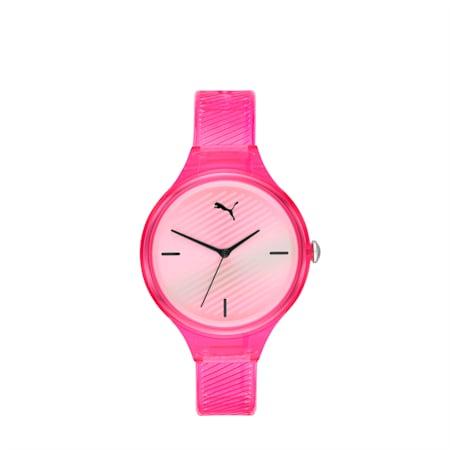 CONTOUR Ultra Slim Women's Watch, Pink/Multi, small