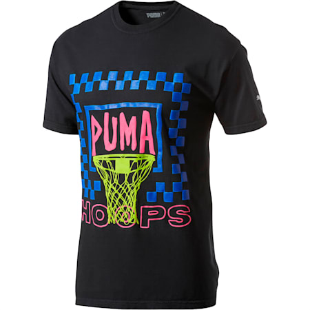PUMA x CHINATOWN MARKET Summertime Tee, Black, small