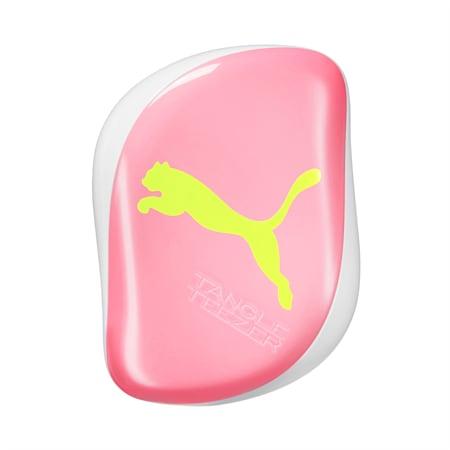 Szczotka do włosów PUMA X Tangle Teezer Compact Styler, Neon-Yellow-Pink, small