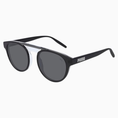 Grind Sunglasses, GREY-BLACK-SMOKE, small