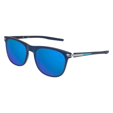 Parker Sunglasses, BLUE-BLUE-BLUE, small
