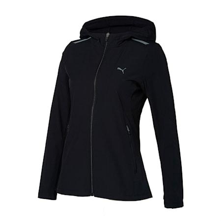 트레이닝 우븐 자켓 여성/Training Woven Jacket W, puma black, small-KOR
