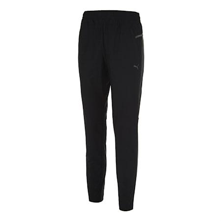 트레이닝 트리코트 팬츠 여성/Training Tricot Pants W, puma black, small-KOR