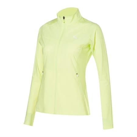 썸머 트리코트 자켓 여성/Summer Tricot Jacket W, sunny lime, small-KOR