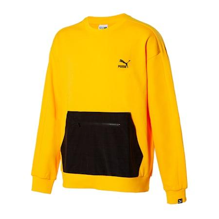 라이더 우븐 포켓 크루, spectra yellow, small-KOR