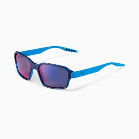 Rubber-Eyes Pro v2 Herren Sonnenbrille, BLUE-LIGHT-BLUE-BLUE, small