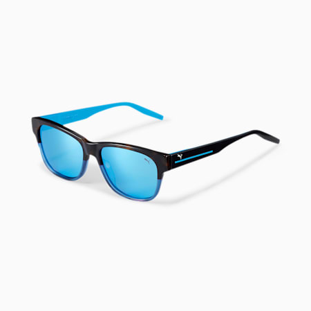 Gafas de sol MATCH-UP, HAVANA-BLACK-LIGHT BLUE, small