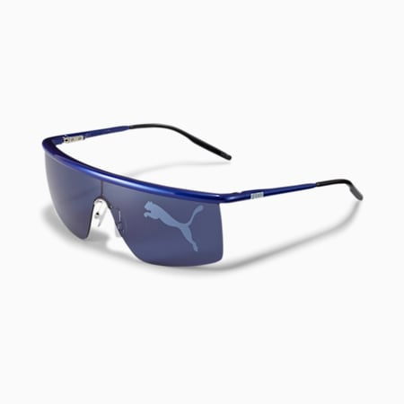 Astonish Sunglasses, BLUE-BLUE-BLUE, small