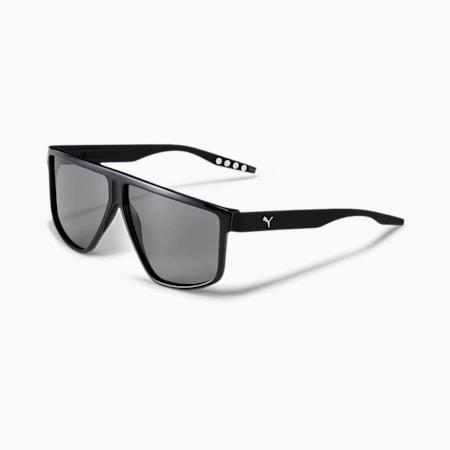 Rubber-Eyes Pro v1 Herren Sonnenbrille, BLACK-BLACK-SMOKE, small