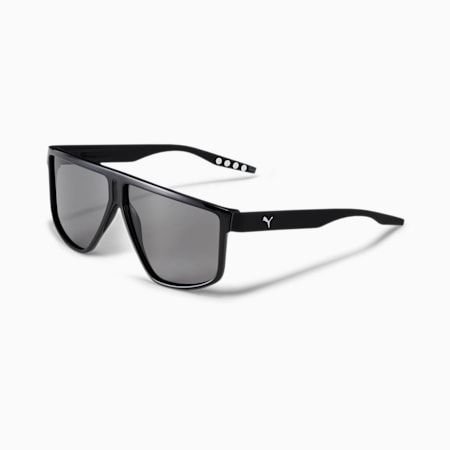 Rubber-Eyes Pro v1 Men's Sunglasses, BLACK-BLACK-SMOKE, small