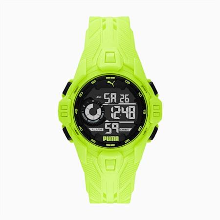 BOLD DIGITAL Men's Watch, Fizzy Yellow/ Black, small
