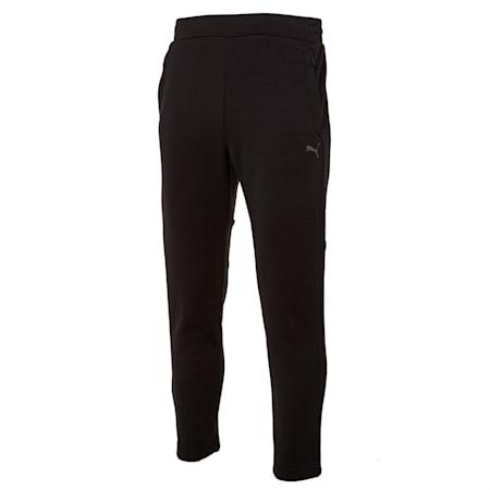 니트 기모 트레이닝 팬츠/Knit Suit_Pants, puma black, small-KOR