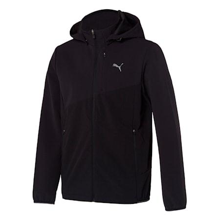 우븐 트레이닝 자켓, puma black, small-KOR