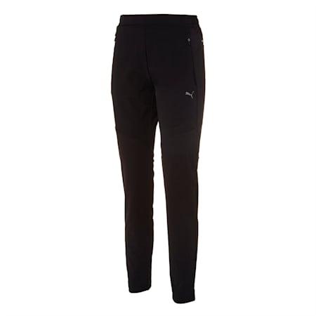 우븐 트레이닝 팬츠/Woven Suit_Pants W, puma black, small-KOR