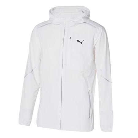 테크 윈드 트레이닝 자켓, puma white, small-KOR
