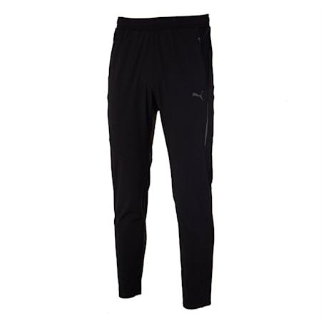 테크 원드 트레이닝 팬츠, puma black, small-KOR