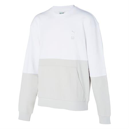 U&I 크루, puma white, small-KOR