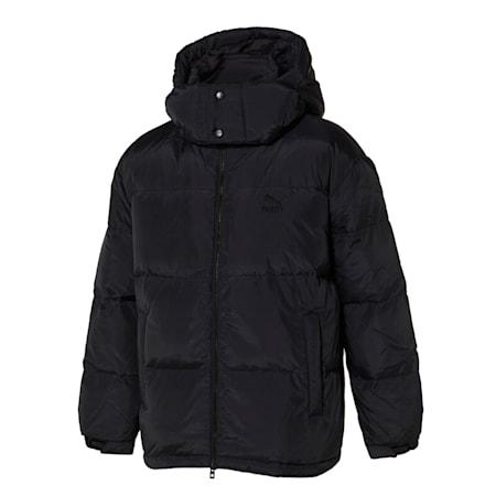 숏 다운 자켓/Short Down Jacket, puma black, small-KOR
