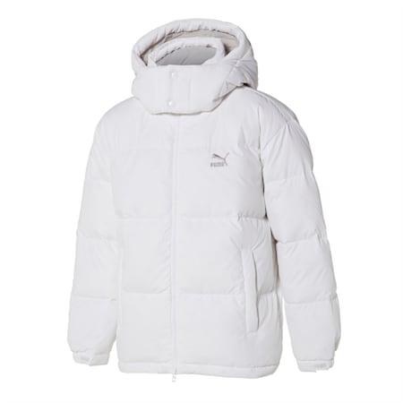 숏 다운 자켓/Short Down Jacket, puma white, small-KOR