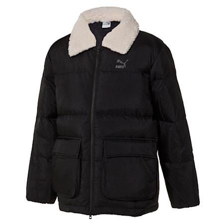 쉐어링 다운 자켓/Shearing Down Jacket, puma black, small-KOR