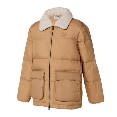 쉐어링 다운 자켓/Shearing Down Jacket, pale khaki, small-KOR