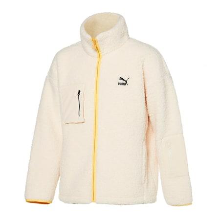 쉐르파 본딩 자켓/Sherpa FZ Bonded Jacket, whisper white, small-KOR