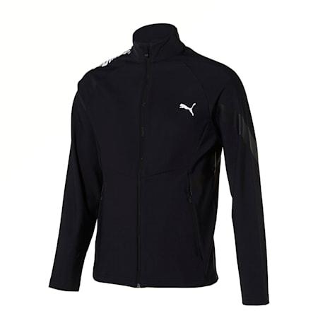 트리코트 본디드 트레이닝 자켓/Warm Tricot Bonded Suit_JKT, puma black, small-KOR
