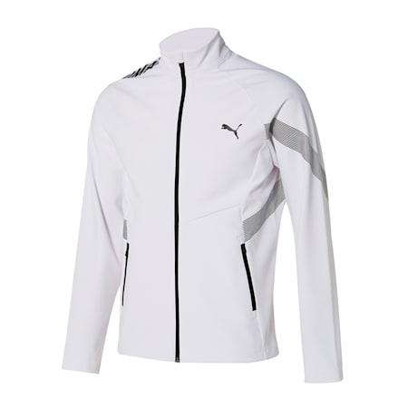 트리코트 본디드 트레이닝 자켓/Warm Tricot Bonded Suit_JKT, puma white, small-KOR