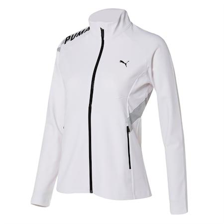 트리코트 본디드 트레이닝 자켓/Warm Tricot Bond Suit_JK W, puma white, small-KOR