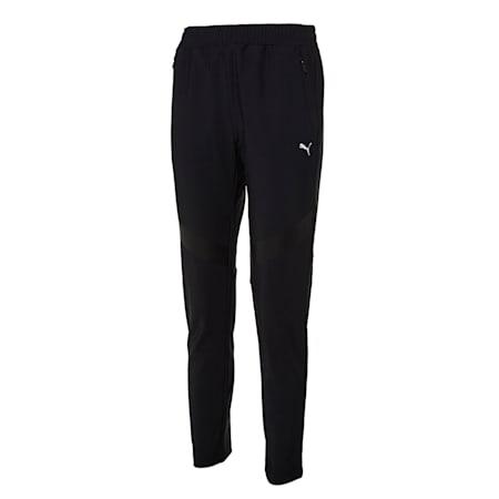 트리코트 본디드 트레이닝 팬츠/Warm Tricot Bonded Suit_PT W, puma black, small-KOR