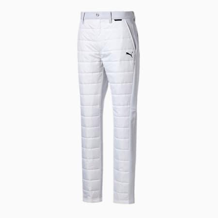 ゴルフ ミックス スウェット パンツ, Bright White, small-JPN
