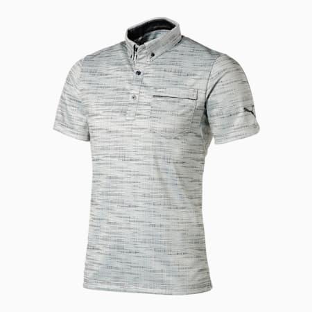 ゴルフ ノイズ スイングカット 半袖 ポロシャツ, HIGH RISE-PUMA BLACK, small-JPN