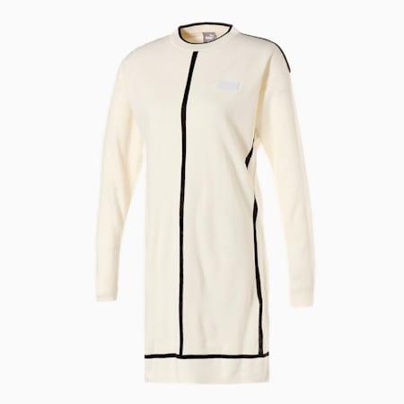 ゴルフ EGW ウィメンズ ニット ドレス, BRIGHT WHITE, small-JPN