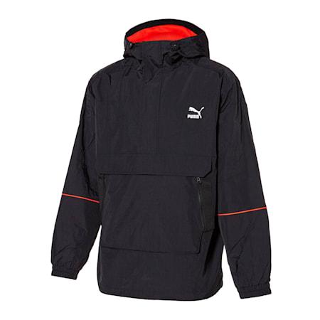 클래식 아노락 자켓/Classics  Anorak Jacket, puma black, small-KOR