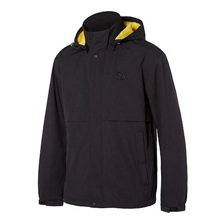 클래식 우븐 자켓/Classics Woven Jacket, puma black, small-KOR