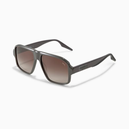 Stand Out Sunglasses, GREY-GREY-BROWN, small