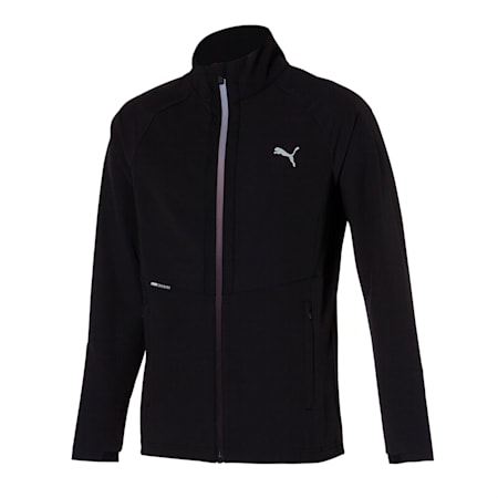 타이푼 우븐 트레이닝 자켓/Typhoon Woven Training JKT, puma black, small-KOR