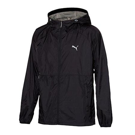 브리즈 우븐 레이어드 자켓/Breeze Woven Layered  JKT, puma black, small-KOR
