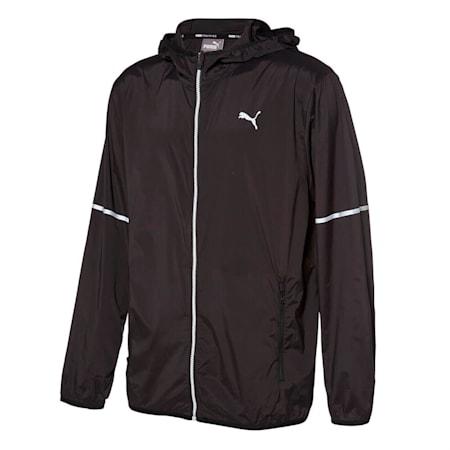 에어 프리즈 우븐 자켓/Air Freeze Woven Jacket, puma black, small-KOR