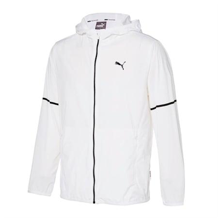 에어 프리즈 우븐 자켓/Air Freeze Woven Jacket, puma white, small-KOR