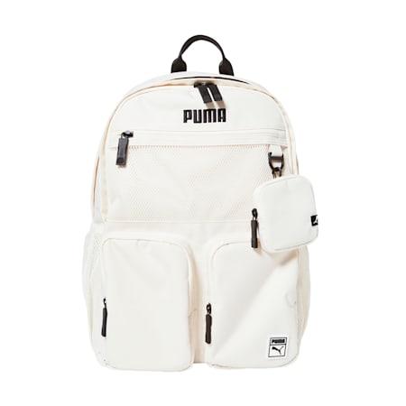 베이직 라운드 백팩/Basic round backpack, marshmallow, small-KOR