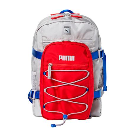 슬링백 백팩/Slingbag backpack, gray violet multi, small-KOR