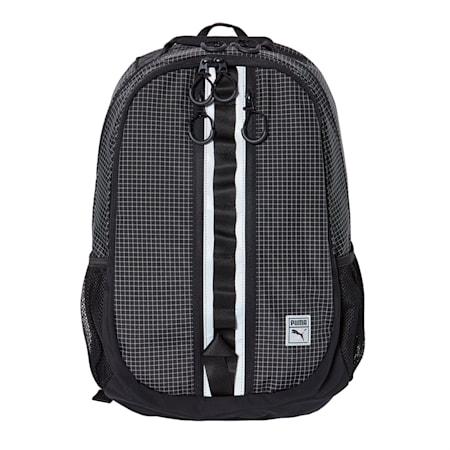 리플렉티브 백팩/Reflective Backpack, puma black-grid, small-KOR
