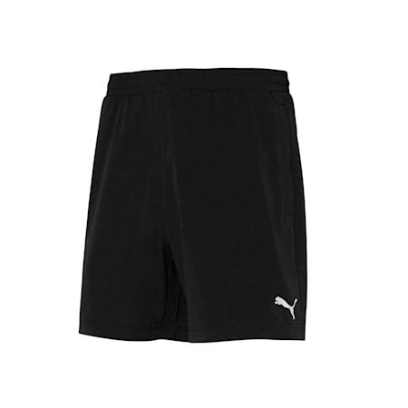 에센셜 우븐 쇼츠 반바지, puma black, small-KOR
