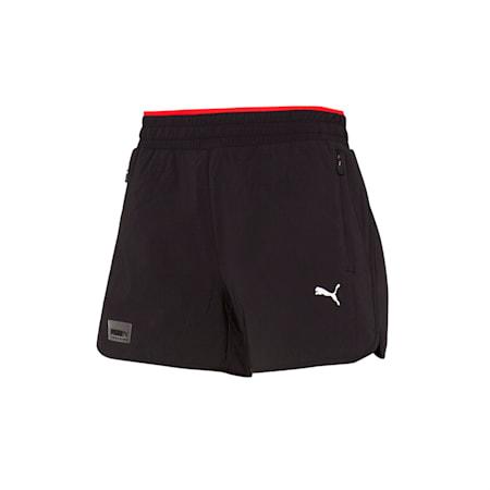 """메가 업 우븐 3인치 쇼츠 반바지/Mega up Woven Shorts W 3"""", puma black, small-KOR"""