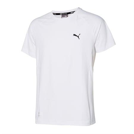 코어 트레이닝 나일론 반팔 티셔츠/Core Training Nylon Tee, puma white, small-KOR