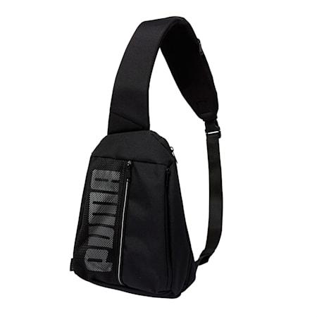 컨비니언트 슬링 백/Convenient Sling Bag, puma black, small-KOR