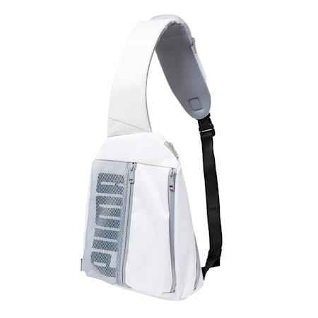 컨비니언트 슬링 백/Convenient Sling Bag, puma white, small-KOR